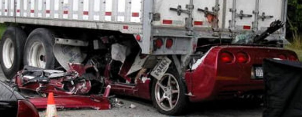 Car Accident Wheeler Or